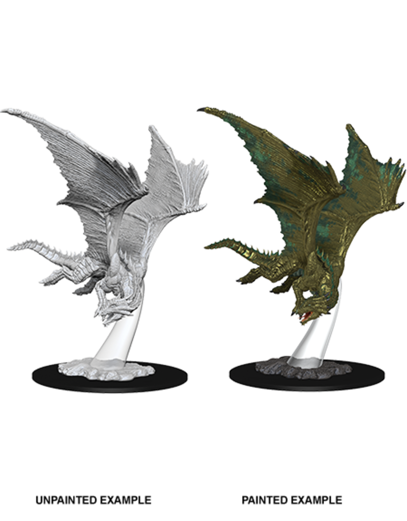 WizKids Young Bronze Dragon (73710)