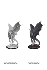 WizKids Young Silver Dragon (90036)