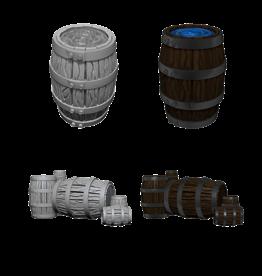 WizKids Barrel and Pile Of Barrels (72602)