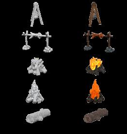 WizKids Camp Fire & Sitting Log (73860)