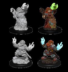 WizKids Female Dwarf Summoner (73543)