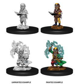 WizKids Male Gnome Sorcerer (73722)