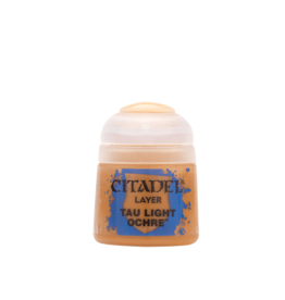 Tau Light Ochre (Layer 12ml)