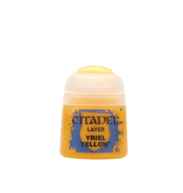 Yriel Yellow (Layer 12ml)