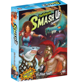 Smash Up: It's Your Fault! Expansion