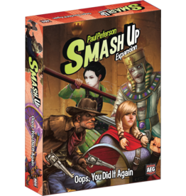 Smash Up: Oops You Did It Again Expansion
