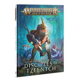 Citadel AoS: Battletome - Disciples of Tzeentch