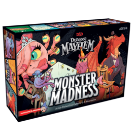 Wizards of the Coast Dungeon Mayhem: Monster Madness