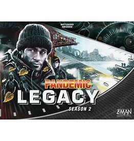 Pandemic Legacy: Season 2 (Black)
