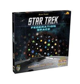 Catan: Star Trek Catan - Federation Space Map Set