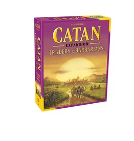 Catan: Traders and Barbarians