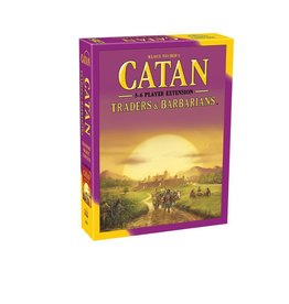 Catan: Traders and Barbarians 5-6 Player Expansion
