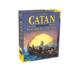 Catan: Explorers and Pirates
