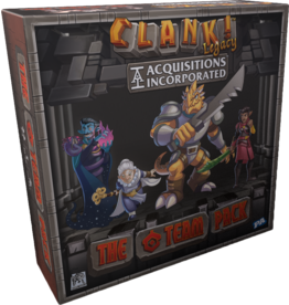 Clank! Legacy: Acquisitions Incorporated - The `C` Team Pack