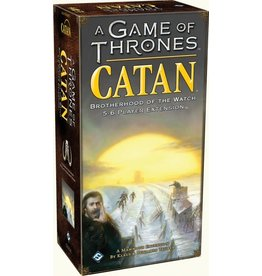 Asmodee - Catan Studios Catan: A Game of Thrones 5-6 Player Extension