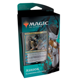 Wizards of the Coast Ashiok, Sculptor of Fears Planeswalker Deck (Theros Beyond Death)