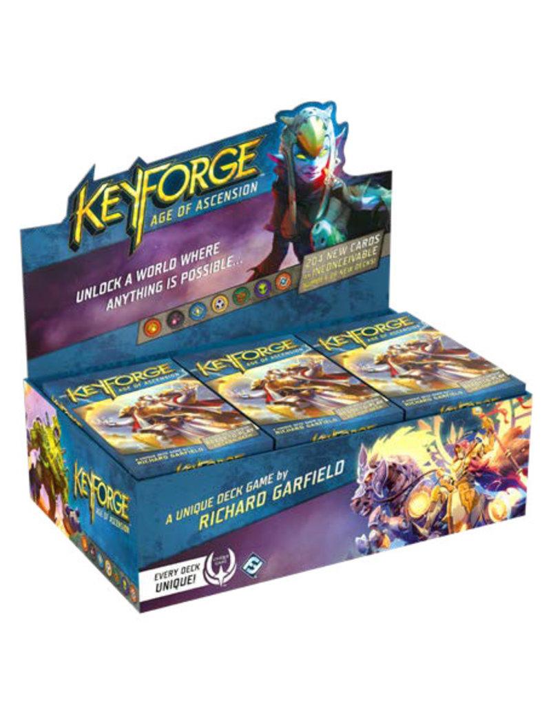 Asmodee - Fantasy Flight Games KeyForge: Age of Ascension (Deck Display)