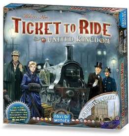 Ticket to Ride: United Kingdom Map Collection 5