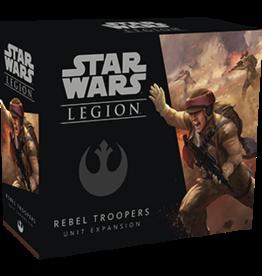 Asmodee - Fantasy Flight Games Legion: Rebel Troopers Unit Expansion