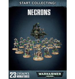 Citadel Start Collecting! Necrons