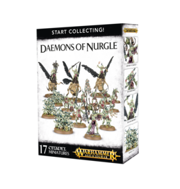 AoS: Start Collecting!  Daemons of Nurgle