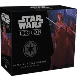 Legion: Imperial Royal Guards Unit Expansion