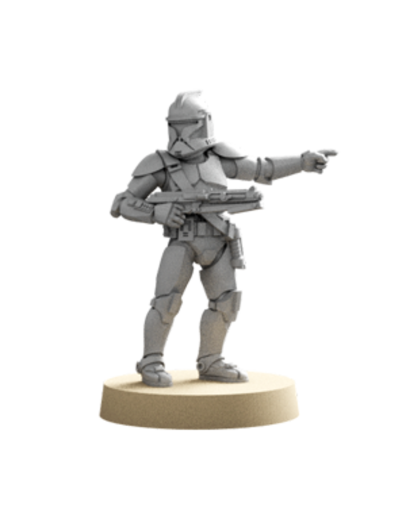 Asmodee - Fantasy Flight Games Legion: Phase I Clone Troopers Unit Expansion