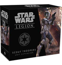 Asmodee - Fantasy Flight Games Legion: Scout Troopers Unit Expansion
