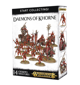 AoS: Start Collecting! Daemons of Khorne