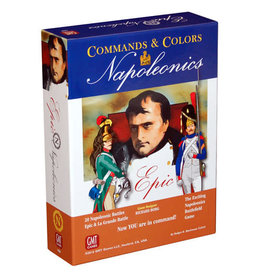 Napoleonics: Epic (Commands and Colors)