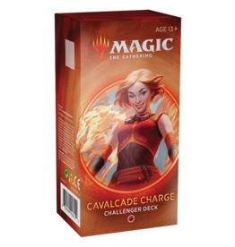 Wizards of the Coast 2020 Challenger Deck - Cavalcade Charge
