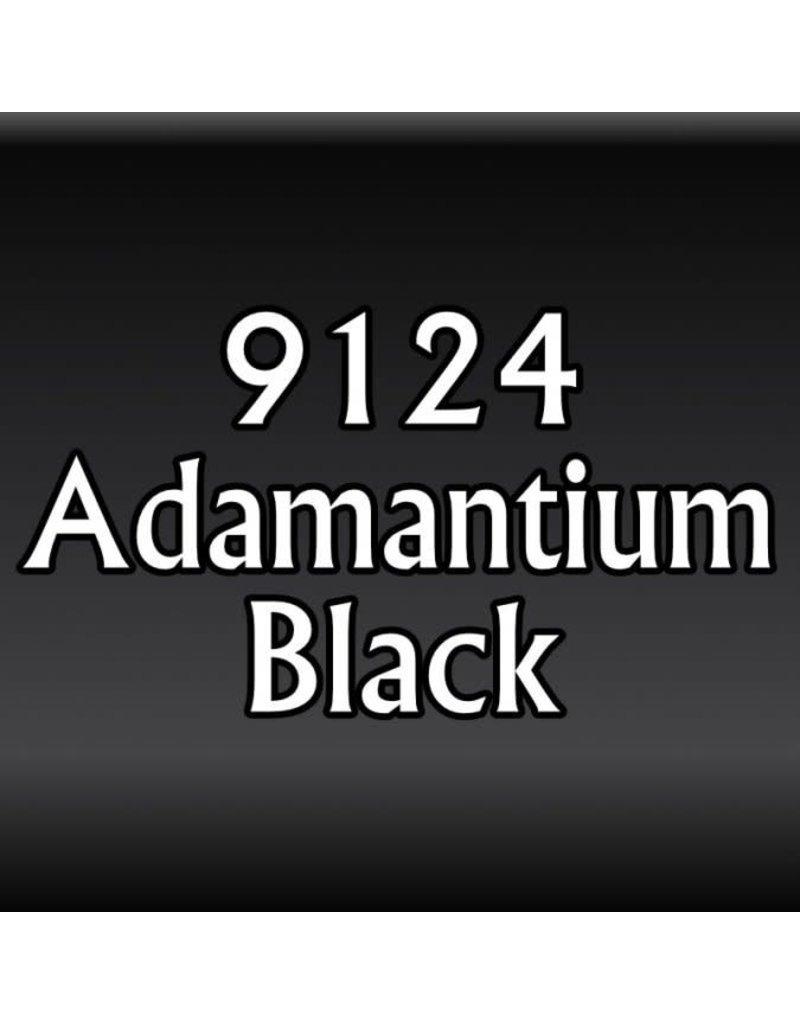 Reaper Miniatures Reaper MSP Adamantium Black