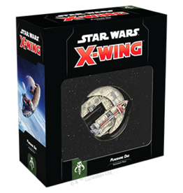 Asmodee - Fantasy Flight Games X-Wing 2.0: Punishing One Expansion Pack