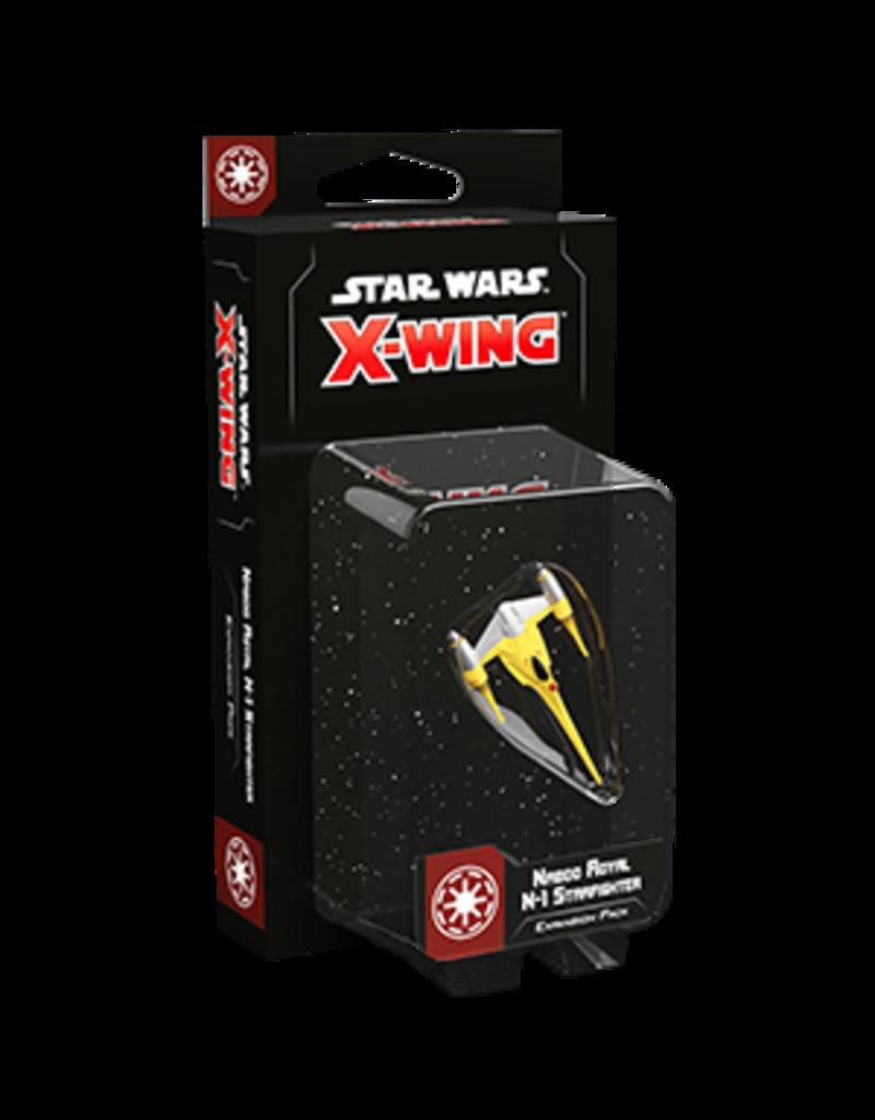 Asmodee - Fantasy Flight Games X-Wing 2.0: Naboo Royal N-1 Starfighter Expansion Pack