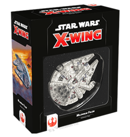 Asmodee - Fantasy Flight Games X-Wing 2.0: Millennium Falcon Expansion Pack