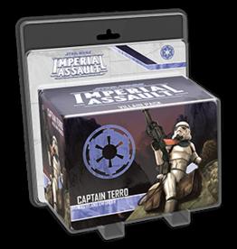 Imperial Assault: Captain Terro Villain Pack