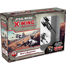 X-Wing 1.0: Saw's Renegades Expansion Pack