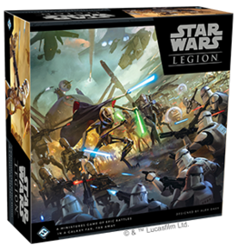 Legion: Clone Wars Core Set