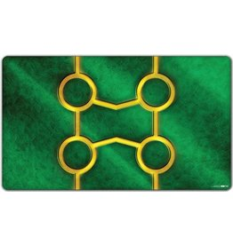 Legendary Emerald Playmat