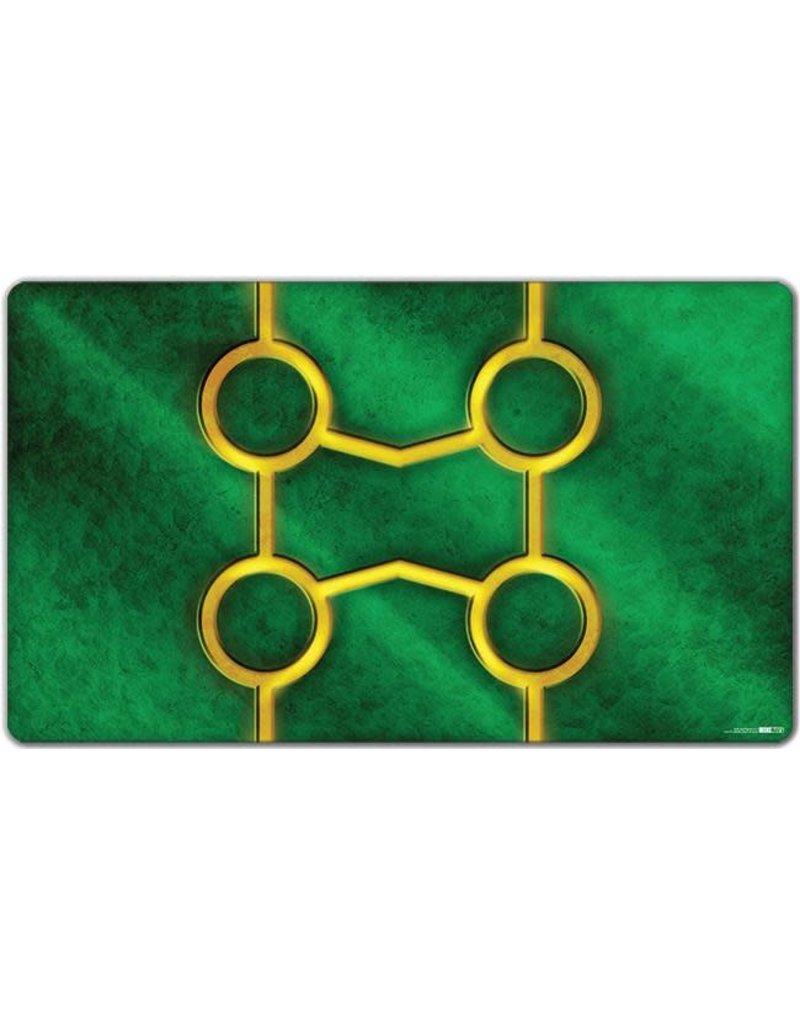 Inked Gaming Legendary Emerald Playmat