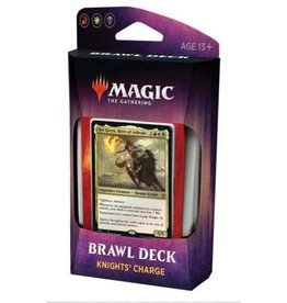 Wizards of the Coast Knights' Charge Brawl Deck (Throne of Eldraine)