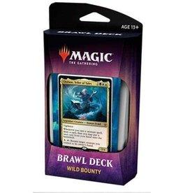 Wizards of the Coast Wild Bounty Brawl Deck (Throne of Eldraine)