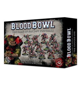 Blood Bowl: Orc - The Gouged Eye Team