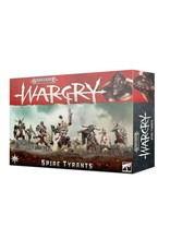 Citadel Warcry: Spire Tyrants