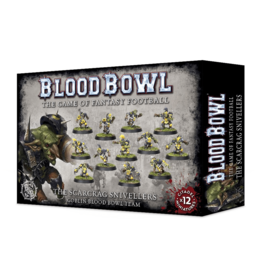 Blood Bowl: Goblins - Scarcrag Snivellers