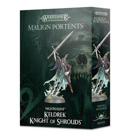 AoS: Nighthaunt - Keldrek Knight of Shrouds
