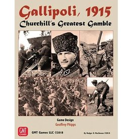Gallipoli 1915: Churchill's Greatest Gamble