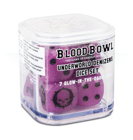 Blood Bowl: Underworld Denizens Dice