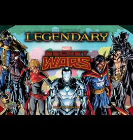 Legendary: Marvel Secret Wars Vol 1