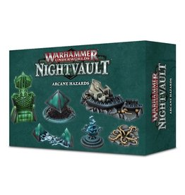 Warhammer Underworlds: Nightvault - Arcane Hazards